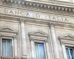 La sede della Banca d'Italia