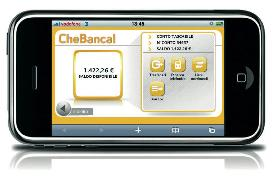 Il nuovo applicativo HomeBanking di CheBanca!