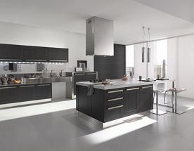 La cucina Quadra di Berloni, foto tratta da www.berloni.it