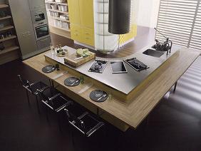 Un'altra cucina moderna