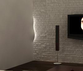 L'illuminazione della casa è molto importante