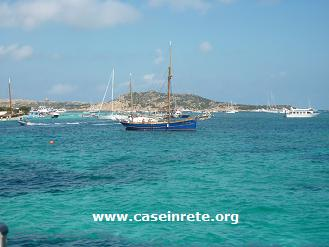 Acqua cristallina in Sardegna
