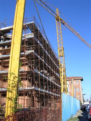 Difetti immobile nuova costruzione