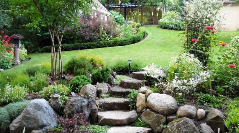 Costruire gradini in giardino