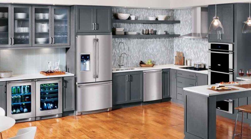 Elettrodomestici della cucina